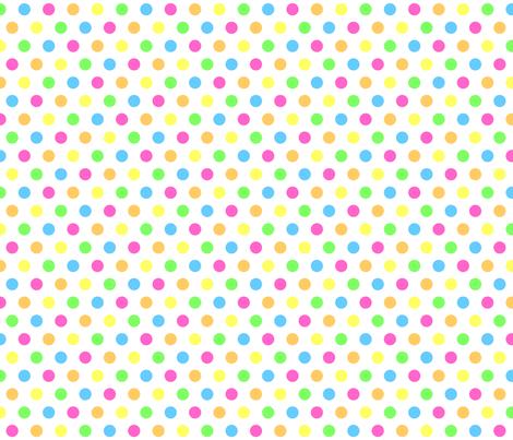 Sprinkle Dots fabric by modgeek on Spoonflower - custom fabric