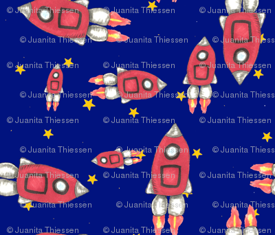 Red Rockets