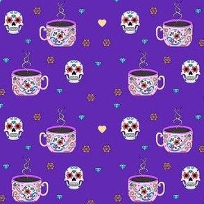 Sugarskull Teacups