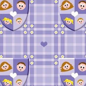 My Family - My Crest