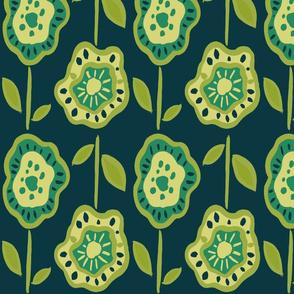 doubleflowerdkblue