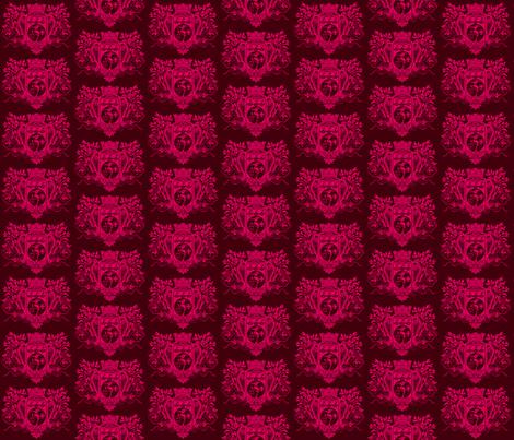 CrestAdèleDeLaCigogne fabric by adèle_de_la_cigogne on Spoonflower - custom fabric