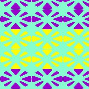 daisy- twin sunny  violet