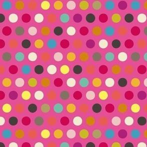 pink girl number spot