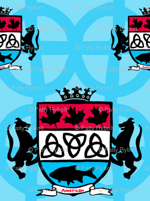 My American Family Crest!