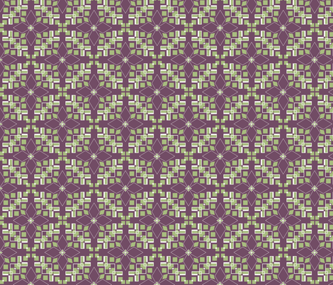 Geometric fabric by amy-michelle on Spoonflower - custom fabric