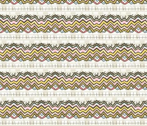 Blackbird Loved Mona fabric by lisabarbero on Spoonflower - custom fabric