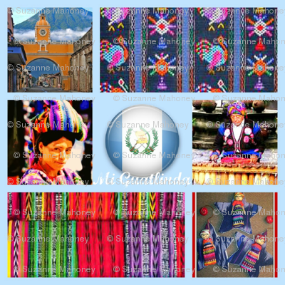 Guatemala Collage
