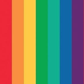 Rainbow! ROYGBIV