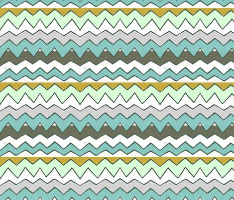Cool Chevy fabric by lisabarbero on Spoonflower - custom fabric