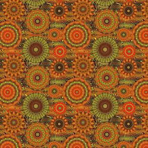 Peacock Wheels-sm pattern-ed