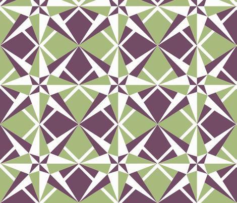 Compass III fabric by j-andrew on Spoonflower - custom fabric