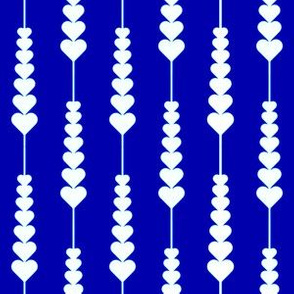 Heart Strings#1   -blue