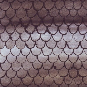 animal scales or just the drops?