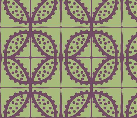 Spotty Dotty Mod-Pod fabric by pattyryboltdesigns on Spoonflower - custom fabric