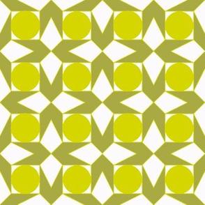 octagon spot (peas&beans)