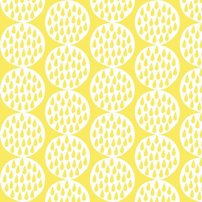 Drop Circles_yellow