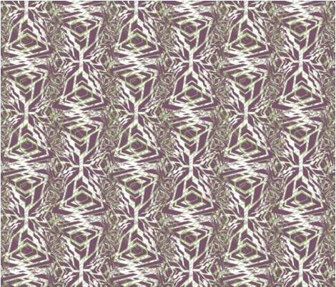 GEO_BLOOM_TILE fabric by kinetik_soul_textiles on Spoonflower - custom fabric
