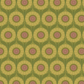 Petite Nouveau in Earth Green