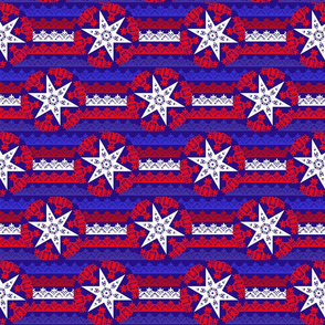 star_red_blue_white