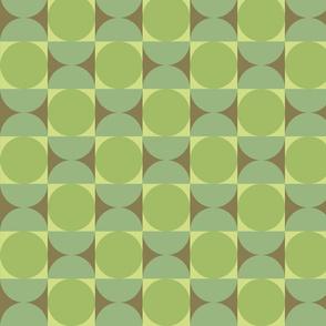 Petite Reverb in Tambourine Green