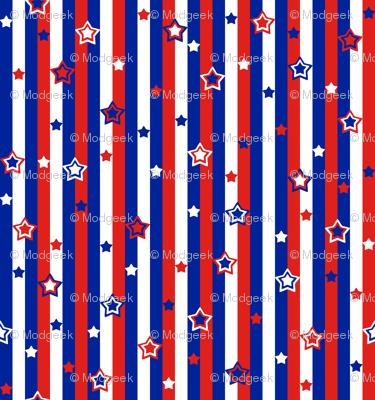 Starry Starry Stripes
