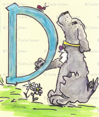 D-IS FOR DOG