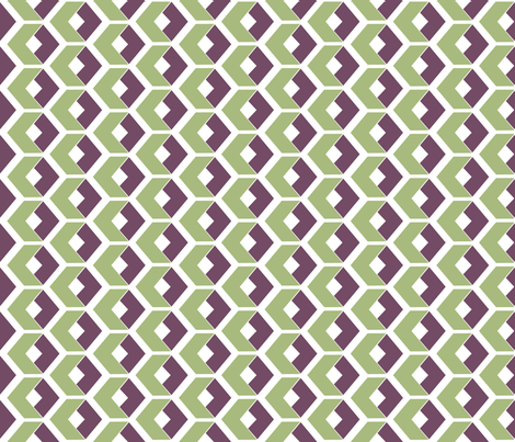geometric fabric by nataliesingh on Spoonflower - custom fabric