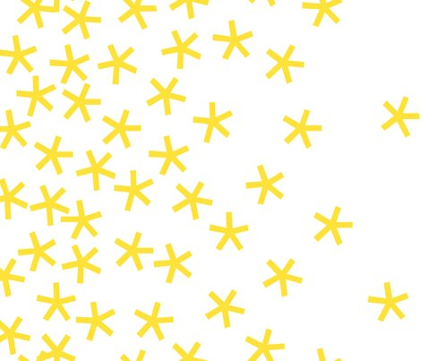 Rrrjumbo_stars_42wide_yellow_on_white_shop_preview