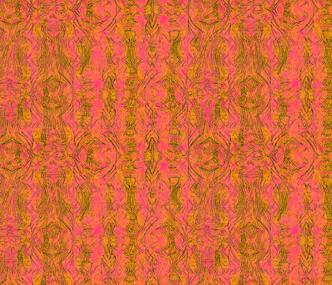 Neon abstract fabric by wren_leyland on Spoonflower - custom fabric