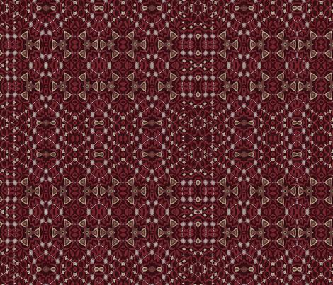 huntsman_beading fabric by wren_leyland on Spoonflower - custom fabric
