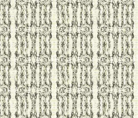 huntsman_snow-row150 fabric by wren_leyland on Spoonflower - custom fabric