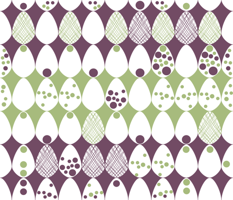 ddxx062012SpoonGeovt2 fabric by bethanialimadesigns on Spoonflower - custom fabric