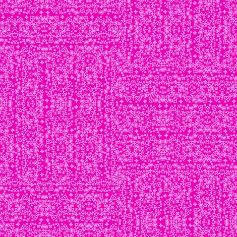 pink_pink_basketweave fabric by mahoneybee on Spoonflower - custom fabric