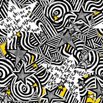 Starshine Wilde and Lennon Yellow