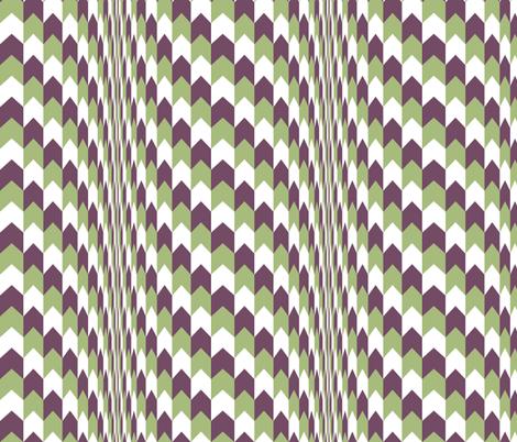 Polygon Vertigo fabric by tabbycat on Spoonflower - custom fabric