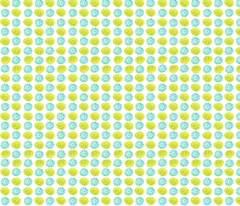 Bubbles Drops fabric by snowflower on Spoonflower - custom fabric