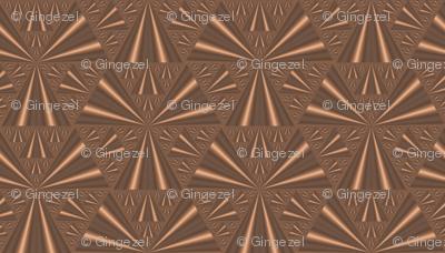 Terrace Sierpinksi Pattern © Gingezel™ 2012