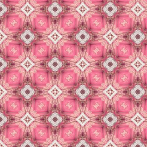 Prisilla Pink II fabric by captiveinflorida on Spoonflower - custom fabric