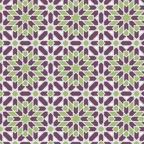 green_purple_Geometric