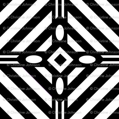 A Geo / black & white