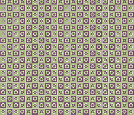 Round Peg In A Square Hole fabric by thats_artrageous on Spoonflower - custom fabric