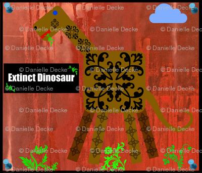Crazy Dino
