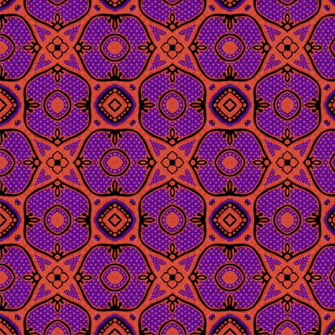 Spice Night fabric by siya on Spoonflower - custom fabric