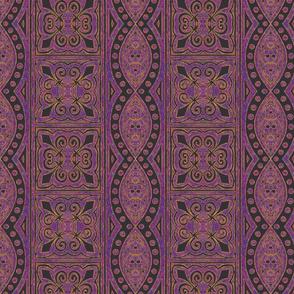 Tile Chains Spectrum