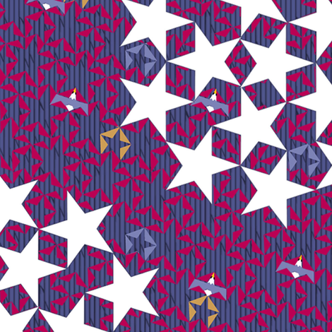 America's Glory fabric by glimmericks on Spoonflower - custom fabric