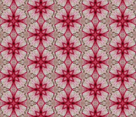 Modern Snowflakes 10  fabric by dovetail_designs on Spoonflower - custom fabric
