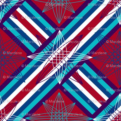 marzlene_stars & stripes