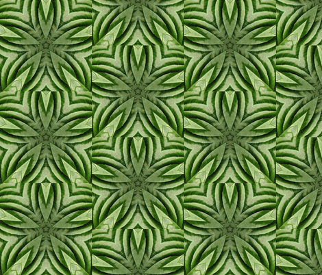 "Leaf now!  ""Hosta""   La Vista, Baby! fabric by dovetail_designs on Spoonflower - custom fabric"