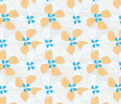 blue_joy-01 fabric by sofiedesigns on Spoonflower - custom fabric